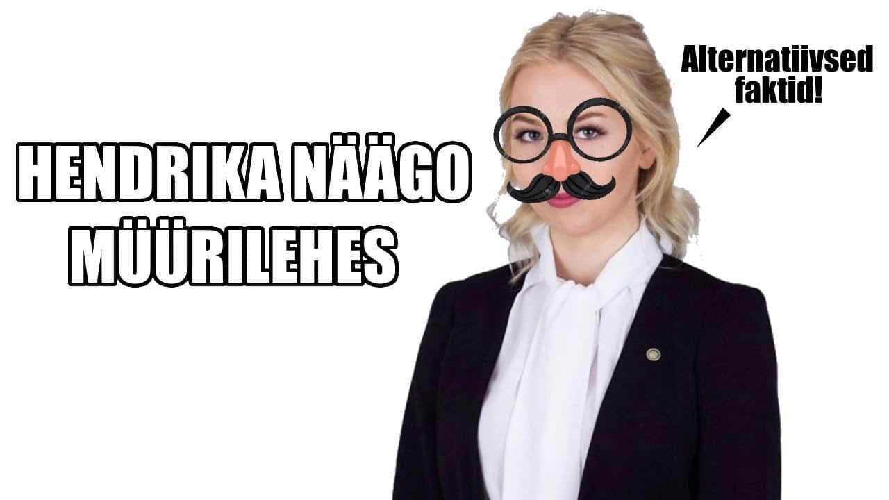 Hendrika Näägo Müürileht