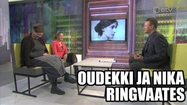 Oudekki ja Nika Ringvaates
